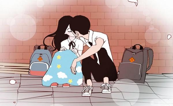 Netflix也買下韓國網路漫畫,改編拍成原創戲劇《Love Alarm》,預計2018年推出。(翻攝自網路)