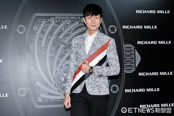 ▲▼林俊傑出席RICHARD MILLE全球最大旗艦店開幕記者會。(圖/記者張一中攝)