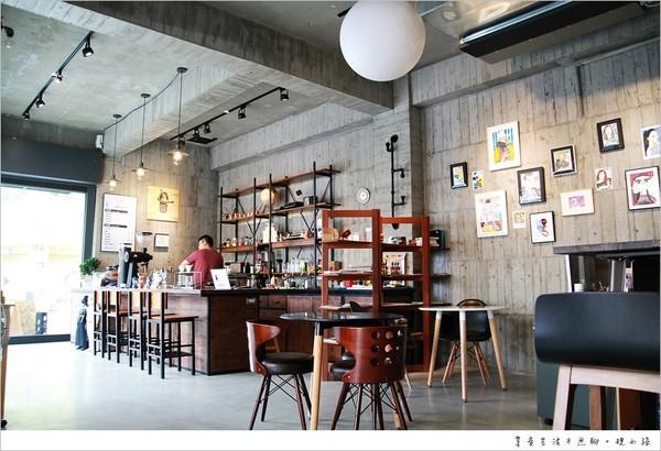 MEHER CAFE。(圖/規小孫)