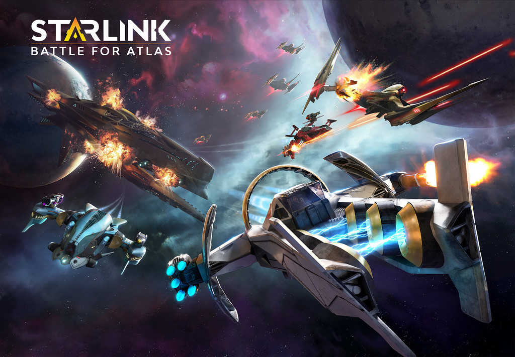 e3 17/《starlink》2018秋问世 星际战争一触即发