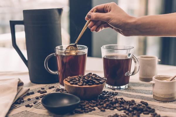 咖啡,冰咖啡,咖啡豆(圖/翻攝PEXELS)