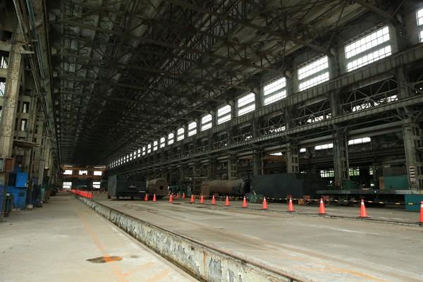 台北機廠7/19日首度開放參觀。(圖/文化部提供)