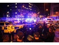 ▲▼倫敦發生駕車撞人事件。(圖/路透社)
