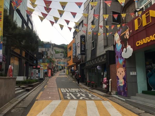 ▲韓國首爾房市及街景。(圖/記者葉佳華攝)