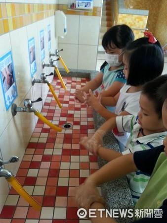 ▲腸病毒開始流行,桃市腸病毒就診人次上升5.2%。(圖/衛生局提供)