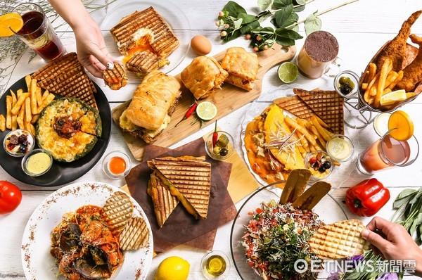 ▲▼ 【圖說三】東區網紅餐廳「Toasteria吐司利亞」 。(圖/UberEATS優食提供)