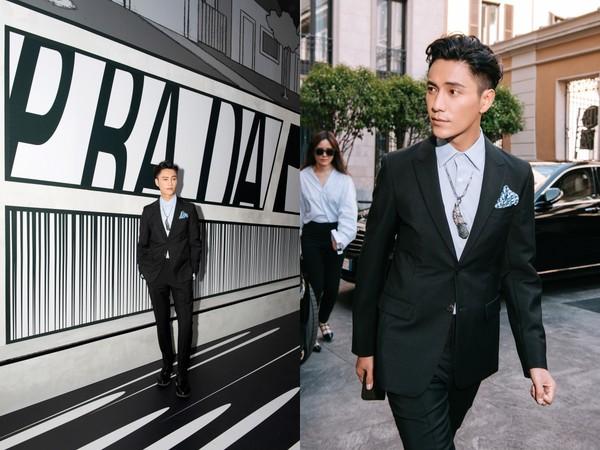▲PRADA 2018春夏米蘭男裝周(圖/品牌提供)