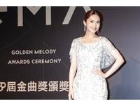 第28屆流行音樂金曲獎星光大道楊丞琳。(圖/攝影中心攝)