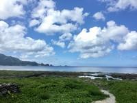 蘭嶼野銀冷泉。(圖/記者王姵涵攝)