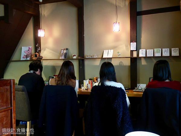 cafe 火裏蓮花。(圖/迴紋針‧食攝幸也)