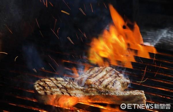▲▼棧直火廚房Zhan F-U Kitchen為主打柴燒原木碳烤的天性餐酒館(Bistro)。(圖/棧直火廚房提供)
