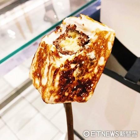 日本最豪華的金箔冰淇淋 ATT4FUN餐車墟市吃失掉