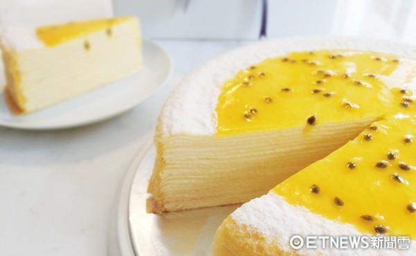 Lady M重推來台快限定口胃 百香果千層蛋糕7/1開賣