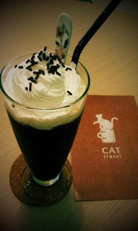貓‧旅行咖啡輕食館(圖/翻攝自貓‧旅行咖啡輕食館粉絲團)