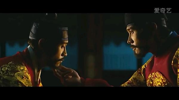 ▲李炳憲主演的電影《雙面君王》。(圖/愛奇藝)