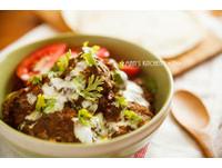 印度蕃茄咖哩。(圖/男人廚房1+1)