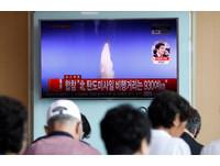 ▲▼北韓試射彈道導彈。(圖/路透社)