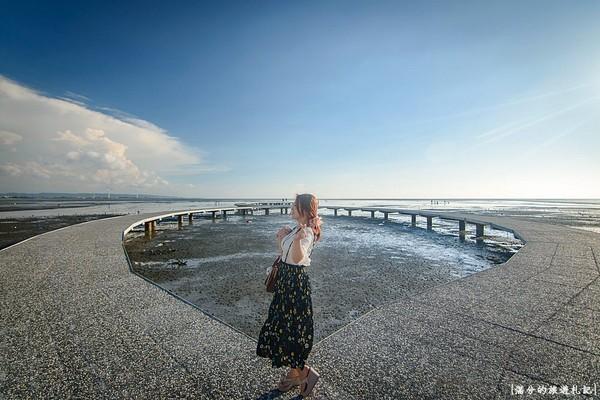 香山濕地(圖/網友滿分的旅遊札記提供,請勿隨意翻拍,以免侵權。)