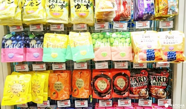 甜到心田裡!日本身氣軟糖、限定隱蔽版大點名