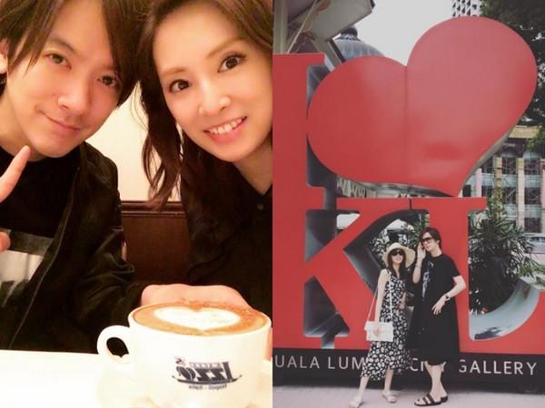 ▲DAIGO和北川景子結婚2年非常恩愛。(圖/翻攝自DAIGO的IG)