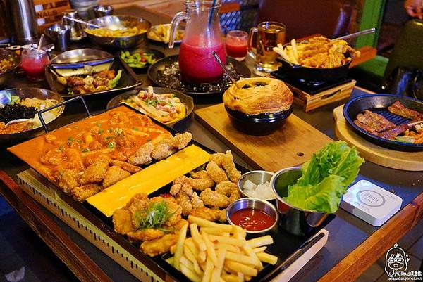 起司控必吃!新竹新開幕韓式餐廳 滿滿炸物變成起司流域