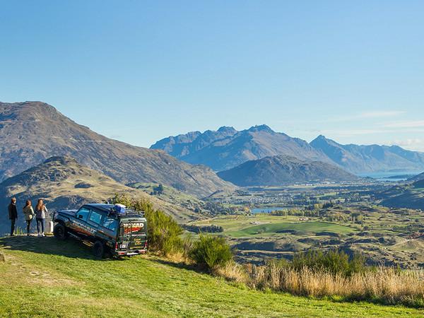 雙金獎紐西蘭系列行程。(圖/歐雅旅遊)