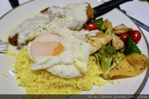 矬蛋美式廚房。(圖/老K)