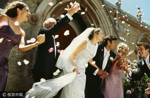 ▲▼聊是非用圖,囍,結婚,門當戶對,條件。(圖/視覺中國CFP提供)