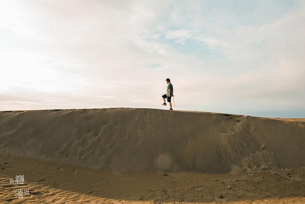 頂頭額沙洲(國聖燈塔)。(圖/食癮,拾影)