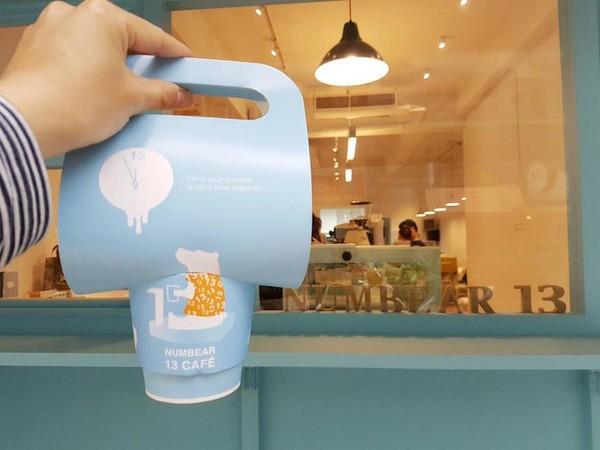 Numbear 13 Café(圖/翻攝自Numbear 13 Café擁護藝人者團)