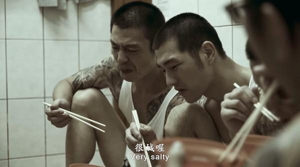張作驥執導《鹹水雞的滋味。(圖/台北監獄)