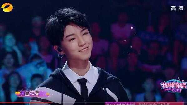 ▲▼王俊凱《我想和你唱》。(圖/翻攝自YouTubee/歌手官方頻道THE SINGER)