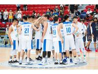 ▲▼瓊斯盃男籃,中華藍對印度,中華藍。(圖/記者季相儒攝)