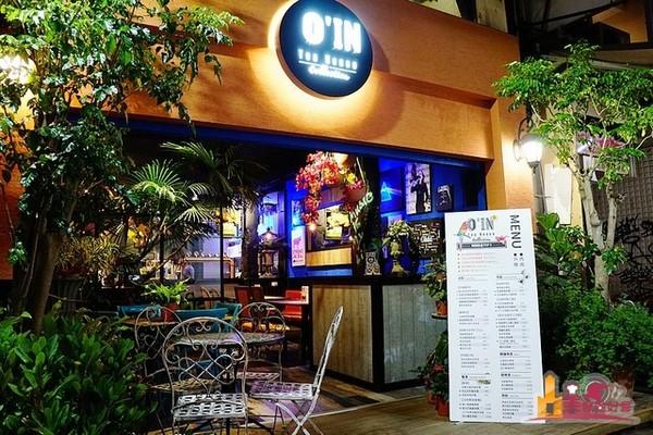 teahouse_高雄大自然风复合式餐厅