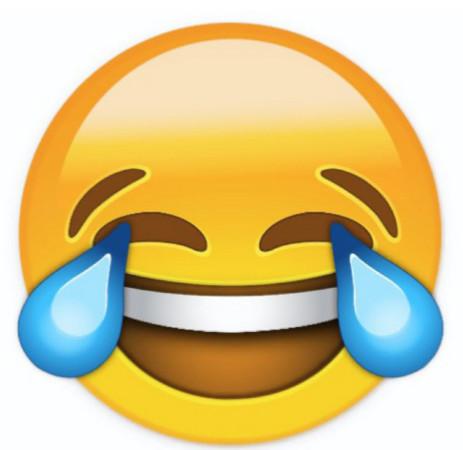 ▲薩克柏公布全球人最愛用的emoji符號。(圖/翻攝自臉書)