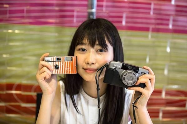 《來自台灣滿滿的愛》女主角是19歲的岡本夏美。
