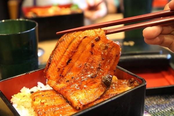 4百多家分店的日本連鎖餐廳 兩大片鰻魚飯才1190円!