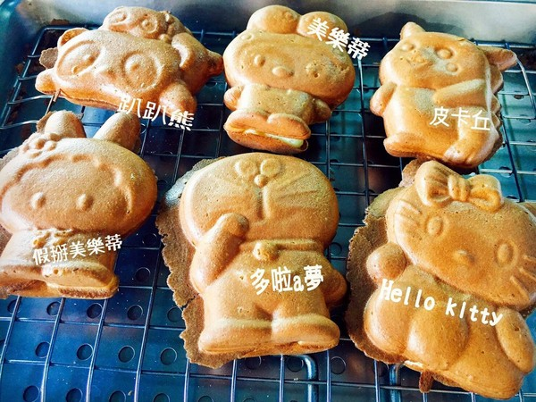 六分甜紅豆餅。(圖/六分甜紅豆餅 ig liufentian983  提供,請勿恣意翻攝,以免侵權。)