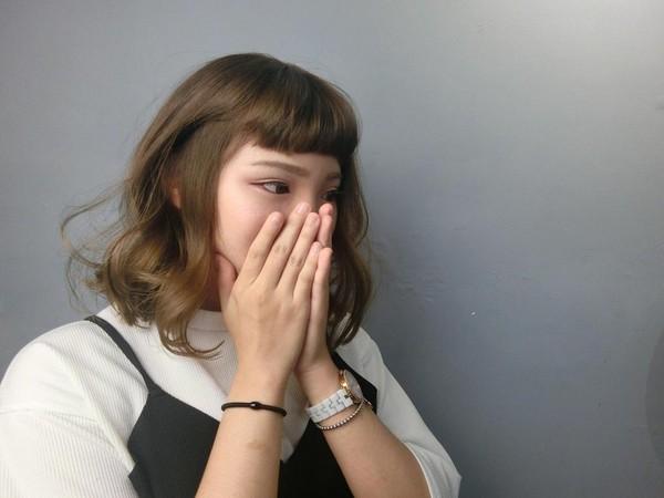 水波卷   水波卷搭配短发,可以创造出许多不同风格的发型!图片