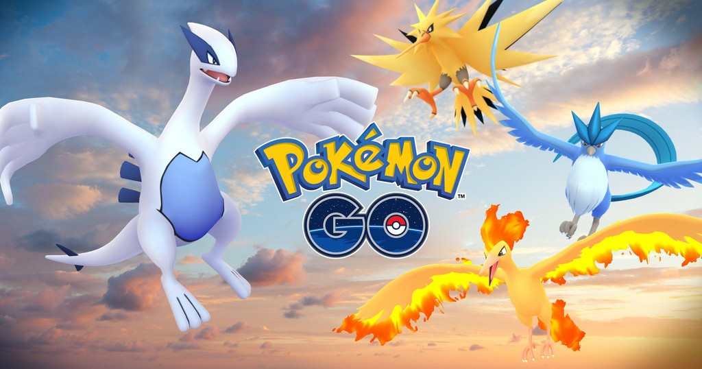 神獸降臨!《Pokémon GO》洛奇亞、三神鳥全台現蹤(圖/Twitter/The Pokemon GO News)