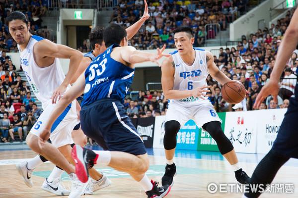 ▲▼瓊斯盃中華藍對南韓,周儀翔。(圖/記者季相儒攝)