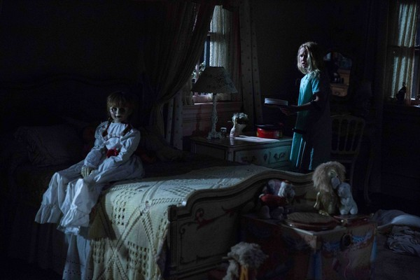 安娜貝爾本尊襲台!邀粉絲帶心愛娃娃看【安娜貝爾:造孽】(圖/片商提供)