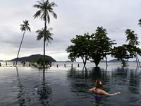 ▲普吉島維特渡假飯店The Vijitt Resort Phuket。(圖/記者陳涵茵攝)