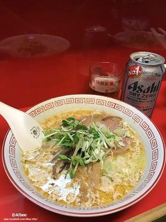 ▲台南日式復古拉麵。(圖/愛比妞提供)