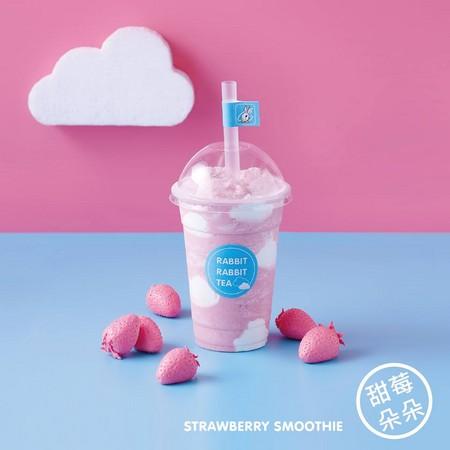 能喝下肚的超可以讓心情變好壯麗雲朵!今夏IG爆紅五種水果冰沙