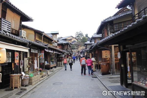 ▲▼京都街景。(圖/記者蔡玟君攝)