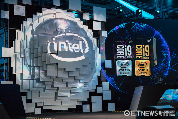 Intel China Joy。(圖/記者莊友直攝)
