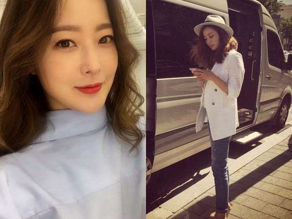 金喜善身材姣好,被譽為是「南韓第一美女」。(圖/翻攝自金喜善IG)