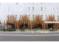 ▲▼隈研吾設計東京新旅店One@Tokyo。(圖/記者蔡玟君攝)