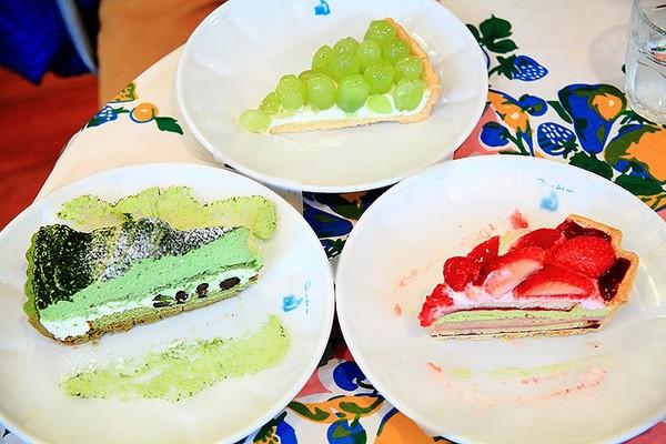 日本超人氣Top1的東京甜點店 銷魂青葡萄水果派!